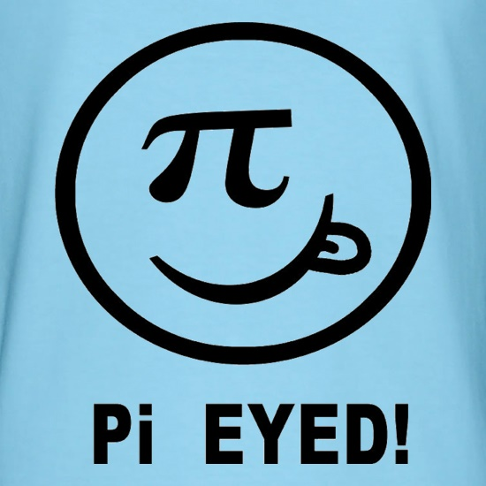 Pi Eyed t shirt